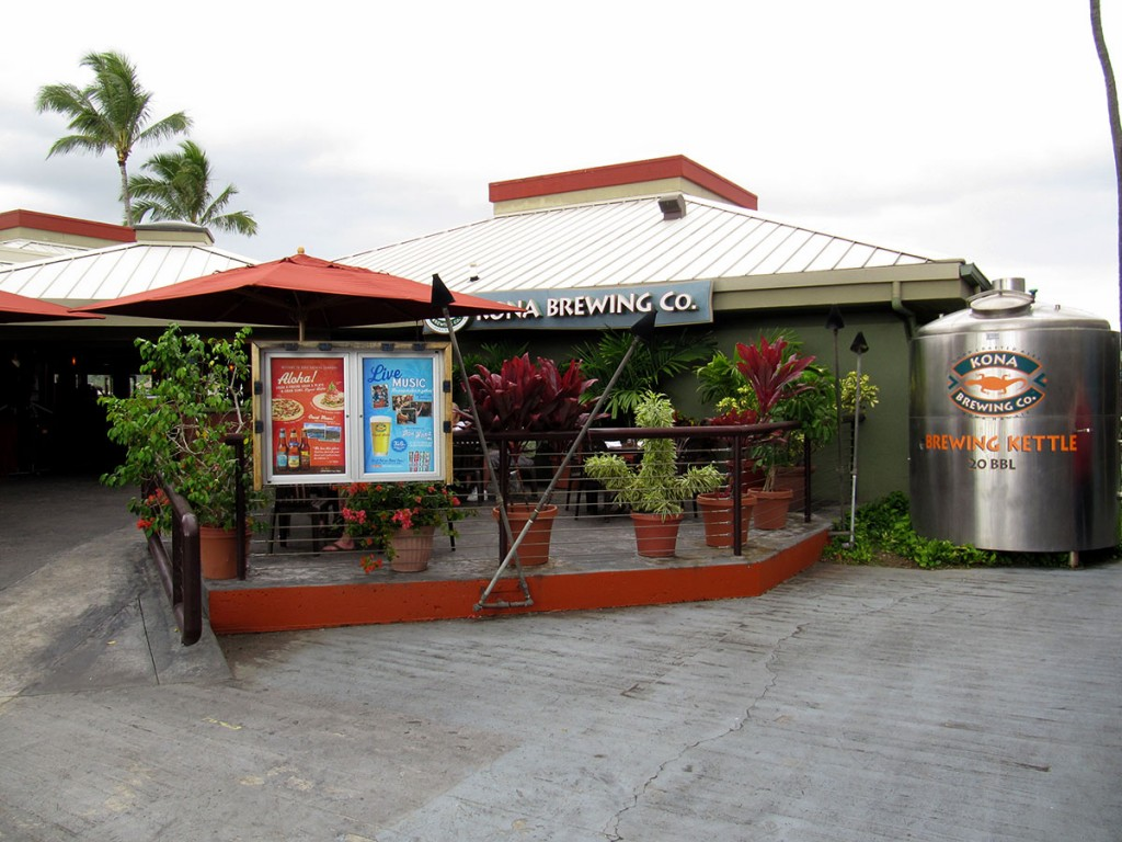 Kona Brewing Co. Sued for Not Actually Brewing Its Beer in ...